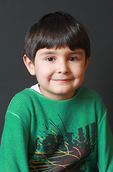 5 Yaþ Erkek Çocuk Manken - Emir Limon