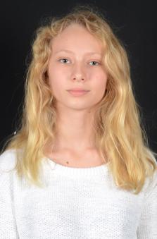 13 Yaþ Kýz Çocuk Manken - Nadia Chyzhykova