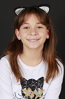 10 Yaþ Kýz Çocuk Manken - Emine Alisa Çerigenç