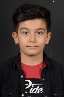 8 Yaþ Erkek Çocuk Manken - Ahmet Berke Baykal