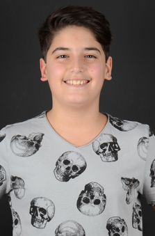 14 Yaþ Erkek Çocuk Manken - Efe Anýl Öcal