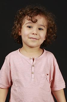 4 Yaþ Erkek Çocuk Manken - Berk Cevahir