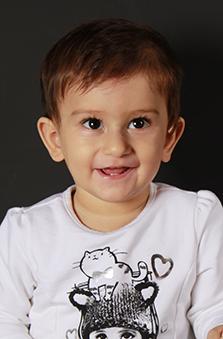 2 Yaþ Kýz Çocuk Manken - Aynur Alya Er