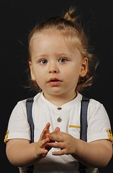 1 Yaþ Erkek Çocuk Manken - Mete Görkem Albulak