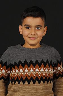7 Yaþ Erkek Çocuk Manken - Emir Duygun