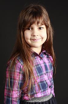 5 Yaþ Kýz Çocuk Manken - Derin Karabulut