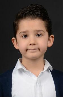 6 Yaþ Erkek Çocuk Oyuncu - Melik Mustafa Tunçer