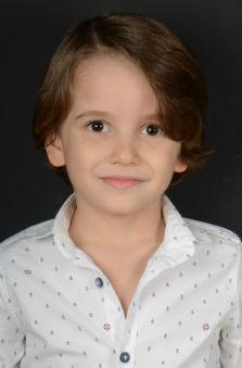 5 Yaþ Erkek Çocuk Manken - Ata Ataman
