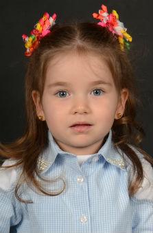 3 Yaþ Kýz Çocuk Manken - Elif Erva Ergeldi