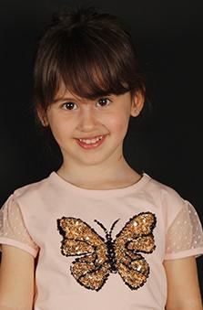 4 Yaþ Kýz Çocuk Cast - Elif Nisan Karaoðlu