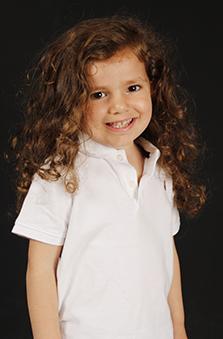 Kýz Çocuk Manken - Nora Sonister