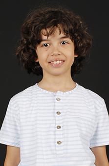 Erkek Çocuk Cast - Kaan Cansýz