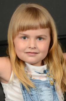 6 Yaþ Kýz Çocuk Cast - Angeline Miroshkina