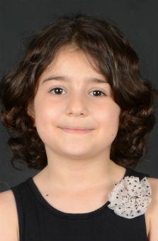 6 Yaþ Kýz Çocuk Cast - Fatma Jiyan Kýrtan