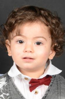 1 Yaþ Erkek Çocuk Manken - Emir Ay