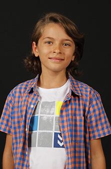 Erkek Çocuk Cast - Mert Ateþ