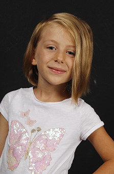 Kýz Çocuk Manken - Beren Arý