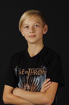 Erkek Çocuk Oyuncu - Oleksandr Lunhol