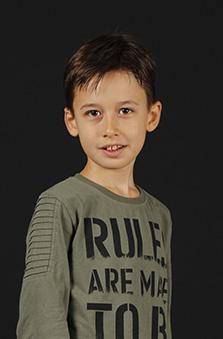 8 Yaþ Erkek Çocuk Manken - Ahmet Barbaros Karaca