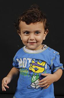 1 Yaþ Erkek Çocuk Manken - Hasan Ali Yalman