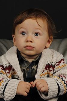 1 Yaþ Erkek Çocuk Manken - Emir Ali Çoban
