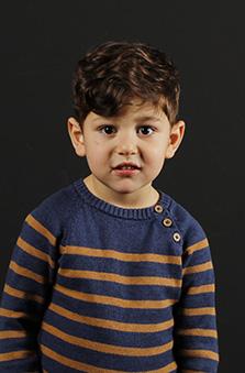 4 Yaþ Erkek Çocuk Manken - Ali Eymen Gülmez