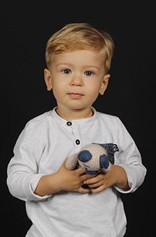 2 Yaþ Erkek Çocuk Manken - Barlas Yaþar