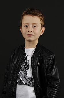 8 Yaþ Erkek Çocuk Oyuncu - Ýdris Efe Keskinci