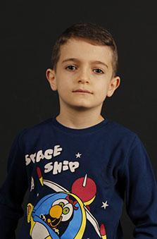 Erkek Çocuk Oyuncu - Barýþ Çabuk