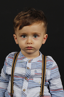 1 Yaþ Erkek Çocuk Manken - Ömer Yiðit Çevik