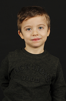 3 Yaþ Erkek Çocuk Manken - Ahmet Baki Petek