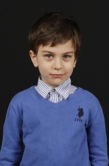 5 Yaþ Erkek Çocuk Manken - Ali Hamza Demirli