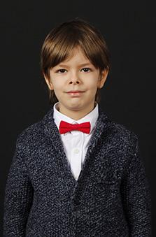 7 Yaþ Erkek Çocuk Manken - Ayaz Küçük