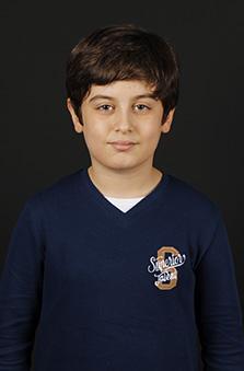 11 Yaþ Erkek Çocuk Manken - Ahmet Can Alakaþ