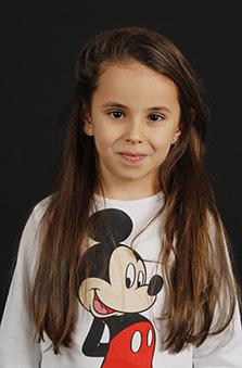 7 Yaþ Kýz Çocuk Cast - Elif Eylül  Uslu