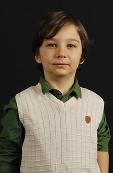 7 Yaþ Erkek Çocuk Manken - Ahmet Kerem Aðýrman
