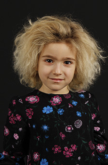 5 Yaþ Kýz Çocuk Manken - Beliz Kavuncu