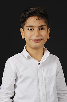 8 Yaþ Erkek Çocuk Oyuncu - Baran Baðcýk