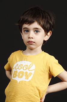 3 Yaþ Erkek Çocuk Oyuncu - Ali Hamza Türkmenli