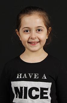 8 Yaþ Kýz Çocuk Manken - Ezgi Daþ