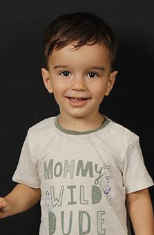 1 Yaþ Erkek Çocuk Manken - Mehmet Görgülü