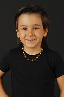 5 Yaþ Erkek Çocuk Manken - Baha Edgü
