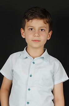 7 Yaþ Erkek Çocuk Cast - Ali Kaan Turan