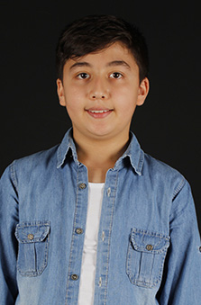 11 Yaþ Erkek Çocuk Oyuncu - Ahmet Yusupov