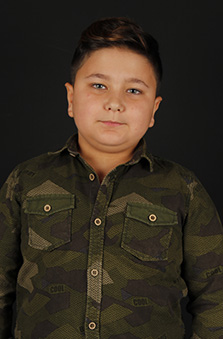 9 Yaþ Erkek Çocuk Manken - Ahmet Aras Köse