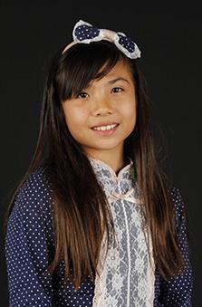 11 Yaþ Kýz Çocuk Cast - Asya Yuki Horýkoshi