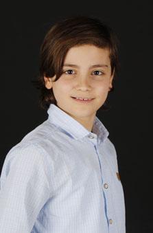 10 Yaþ Erkek Çocuk Cast - Ahmet Umeyr Ateþ