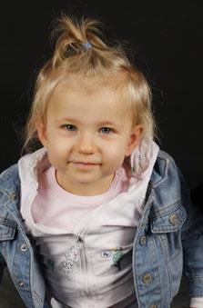 2 Yaþ Kýz Çocuk Manken - Alvina Cinkýlýç