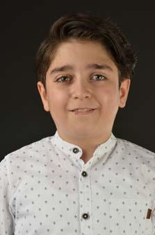 11 Yaþ Erkek Çocuk Manken - Emir Ekinci