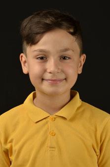 9 Yaþ Erkek Çocuk Oyuncu - Ahmet Muhammet Boyacý